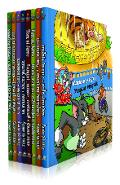 Set Tom si Jerry (8 Volume)