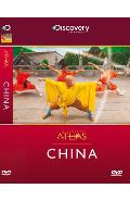 DVD Discovery Atlas. China