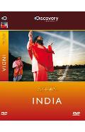 DVD Discovery Atlas. India