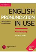 English Pronunciation in Use Elementary Book with Answers an