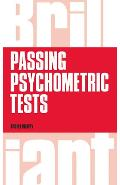 Brilliant Passing Psychometric Tests - Dr Rachel Mulvey