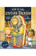 How to Find Egyptian Treasure - Caryl Hart