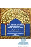 CD Paul Constantinescu - The Nativity