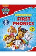 First Phonics (Ages 4 to 5; PAW Patrol Early Learning Sticke -