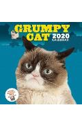 Grumpy Cat 2020 Wall Calendar -