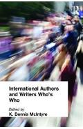 International Authors and Writers Who's Who