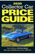 2020 Collector Car Price Guide -