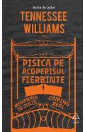 Pisica pe acoperisul fierbinte - Tennessee Williams