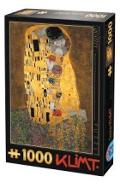 Puzzle 1000 Gustav Klimt - The Kiss