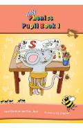 Jolly Phonics Pupil Book 1 in Print Letters