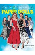 Kate and Meghan Paper Dolls - Eileen Miller