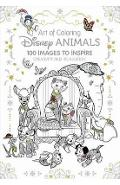 Art Therapy: Disney Animals