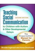 Teaching Social Communication to Children with Autism and Ot - Brooke Ingersoll