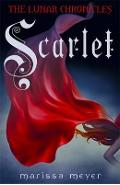 Lunar Chronicles: Scarlet