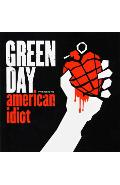 CD Green Day - American Idiot