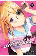 Kaguya-sama: Love Is War, Vol. 11 - Aka Akasaka