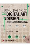 Foundations of Digital Art and Design with Adobe Creative Cl - Xtine Burrough