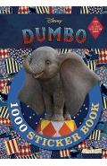 Dumbo 1000 Sticker Book