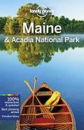 Lonely Planet Maine & Acadia National Park -