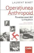 Operatiunea Anthropoid - Laurent Binet