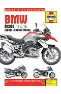 BMW R1200 Liquid-Cooled Service and Repair Manual