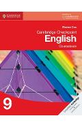 Cambridge Checkpoint English Coursebook