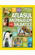Atlasul Animalelor Salbatice - National Geographi Kids