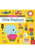 Book About Ottie Elephant in the Town