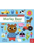 Book About Marley Bear at the Farm