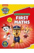 First Maths (Ages 3 to 4; PAW Patrol Early Learning Sticker -