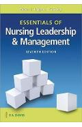 Essentials of Nursing Leadership & Management - Sally A Weiss