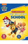 Get Ready for School! (PAW Patrol Early Learning Sticker Wor -