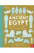 British Museum Press Out and Decorate: Ancient Egypt - Kate Mclelland