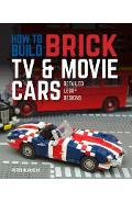 How to Build Brick TV and Movie Cars - Peter Blackert