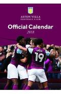 Official Aston Villa FC Calendar 2018