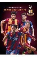 Official Bradford City FC Calendar 2018