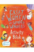 Fantastically Great Women Who Worked Wonders Activity Book -