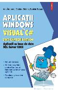 Aplicatii Windows in Visual C# - Ana Intuneric, Cristina Sichim