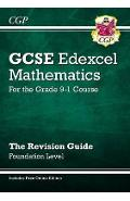 New GCSE Maths Edexcel Revision Guide: Foundation - For the