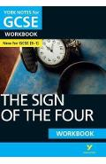 Sign of the Four: York Notes for GCSE (9-1) Workbook
