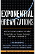 Exponential Organizations - Salim Ismail