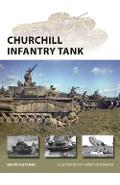 Churchill Infantry Tank - David Fletcher