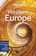 Lonely Planet Western Europe -
