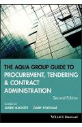 Aqua Group Guide to Procurement, Tendering and Contract Admi