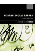 Modern Social Theory - Austin Harrington