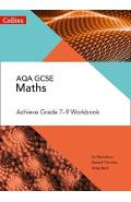 AQA GCSE Maths Achieve Grade 7-9 Workbook