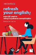 Refresh your english! - Raluca Suciu