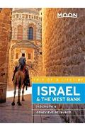 Moon Israel & the West Bank - Genevieve Belmaker