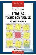 Analiza politicilor publice - William N. Dunn