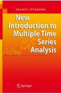 New Introduction to Multiple Time Series Analysis - H Lutkepohl
